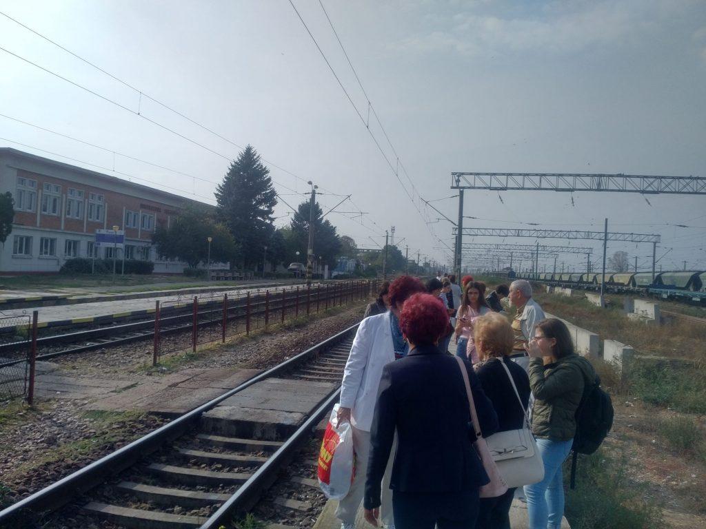 ridicarea restricțiilor de viteză pe M800 călătoriile persoanelor cu handicap modernizarea stației Fetești