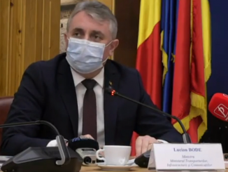 Lucian Bode la Cluj