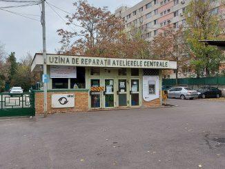 parc în locul URAC noile tramvaie Bucur LF tramvai Bucur LF