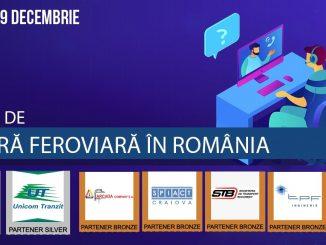 Grup Feroviar Român și Arcada Company vor participa la Târgul de Carieră Feroviară în România
