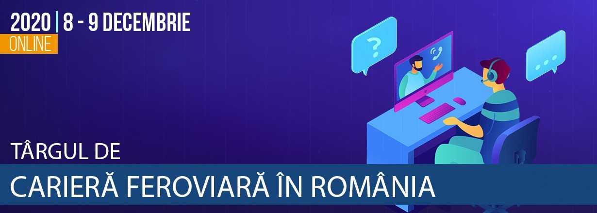 Târgul de Carieră Feroviară în România