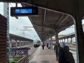 trenurile de navetiști București-Fundulea