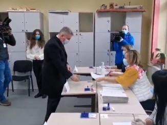Lucian Bode a votat