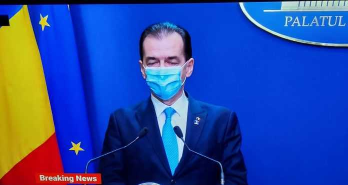 Ludovic Orban a demisionat