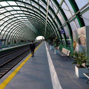 stația Aeroport Henri Coandă