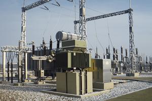 lucrări la rețeaua electrică pe M800