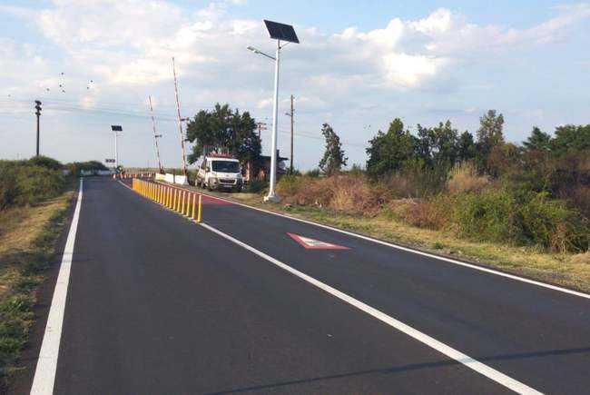 drum național închis
