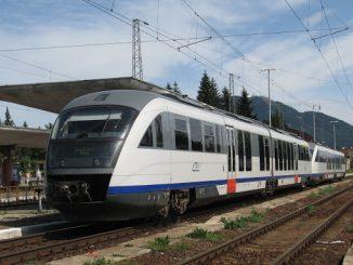 roți pentru automotoarele Desiro trenuri anulate reparații la Săgeata Albastră diesel sub catenară