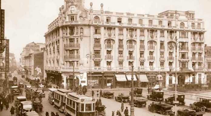 primul tramvai electric din București