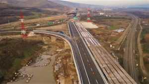 km de cale ferată modernizată