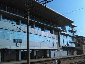 licitație pentru pază la Regionala Craioiova locomotivă defectă