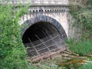 Tunelul lui Anghel Saligny din Constanța