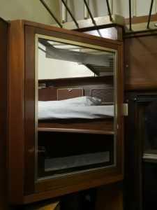 vagoane de dormit la Trenul Foamei