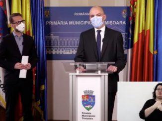 nou city manager la Timișoara
