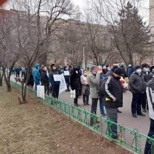 protestul ceferiștilor