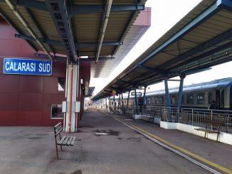 izolate feroviar de București