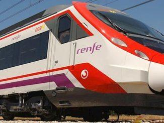 trenuri pentru Renfe