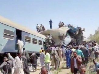 accidentul feroviar din Egipt accident feroviar în Egipt