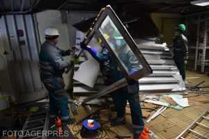 Demolările de la metrou