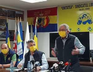 directorul Metrorex cu pușcăria Cotizațiile sindicaliștilor de la metrou evacuarea USLM insolvența Metrorex grevă la metrou