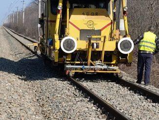 lucrări la infrastructura feroviară angajări la CFR SA
