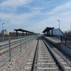 cea mai modernă haltă din România