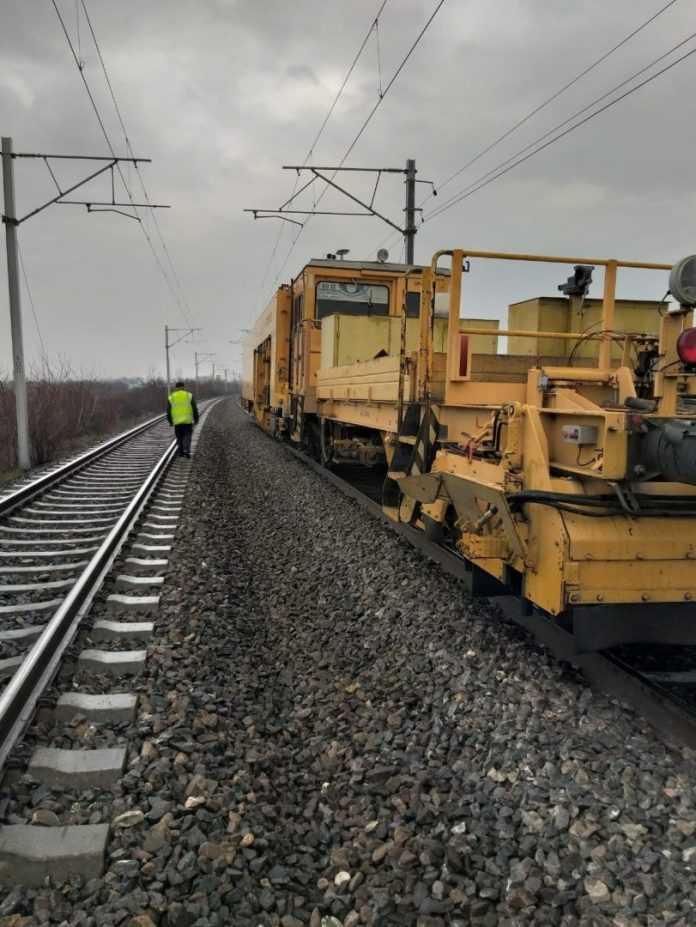 lucrări de reparații pe M500 anulări de trenuri