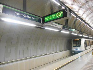 inaugurarea metroului din Budapesta