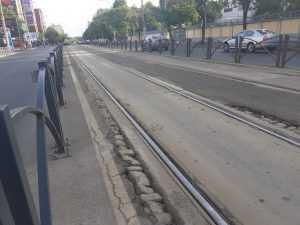 Modernizarea liniei de tramvai