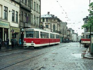 primul tramvai V3A