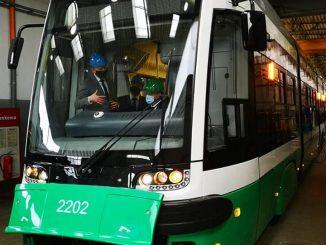 tramvai PESA la Iași