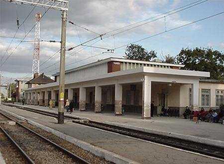 locomotivă defectă la CFR Călători locomotivă a CFR Călători s-a defectat