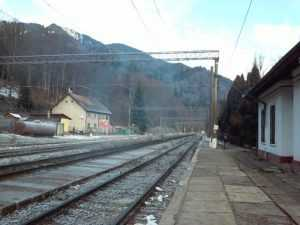 reparații la calea ferată Predeal-Brașov