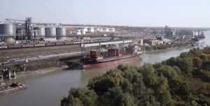 BERD a cumpărat Portul Giurgiulești