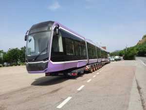 tramvaie neomologate tramvai Bozankaya pentru Timișoara