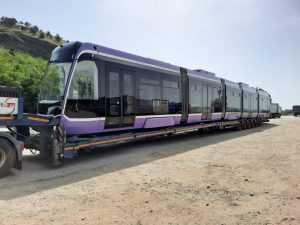 tramvai Bozankaya pentru Timișoara