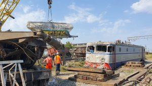 ancheta accidentului de la Fetești ciculația feroviară București-Constanța