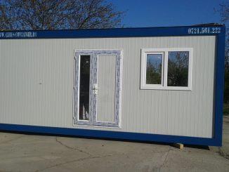 licitație pentru container dormitor