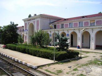 electrificarea liniei Rădulești-Giurgiu