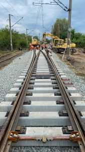 ridicarea restricțiilor de viteză la CFR contractele pentru linia ferată Buzău-Făurei