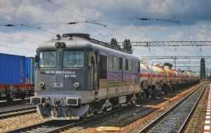 Tim Rail Cargo