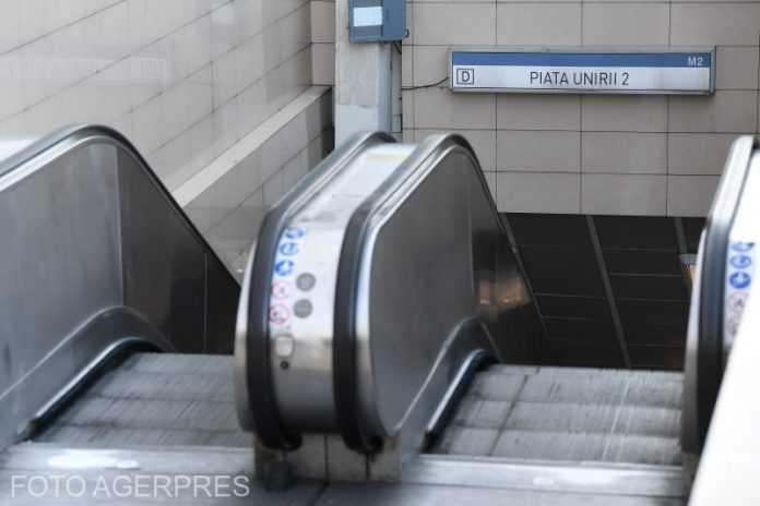 energie electrică la Metrorex licitație pentru scări rulante la metrou